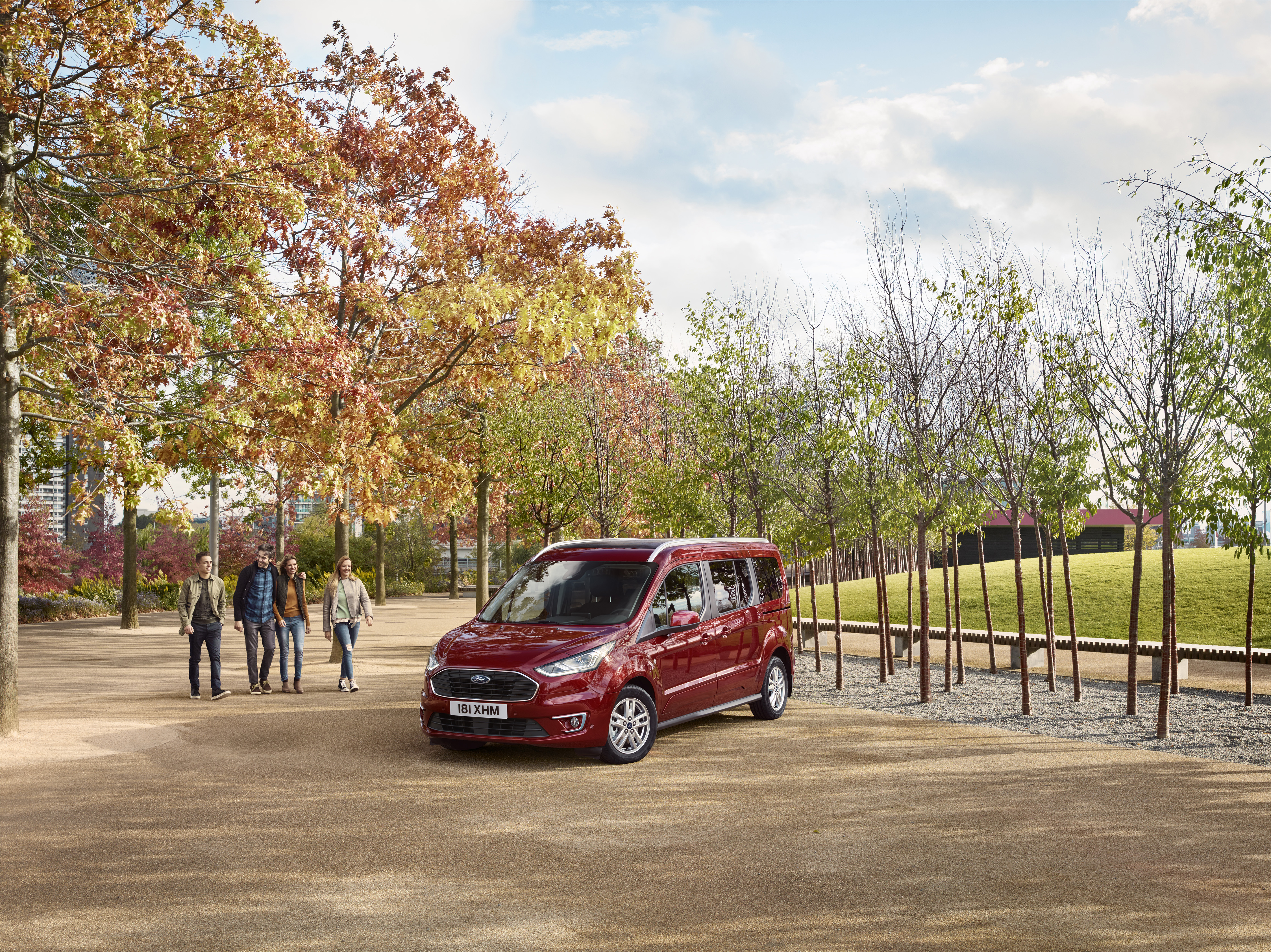 Der Ford Tourneo Connect