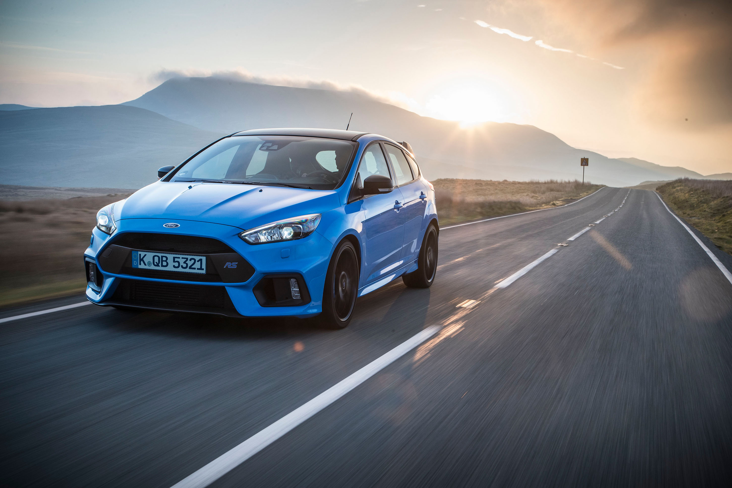 Ford Focus RS: Neues